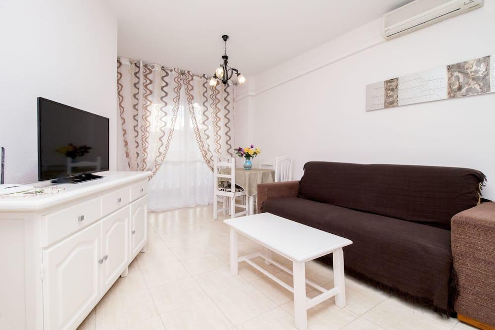 Apartman, 1 spavaća soba, terasa - Soba