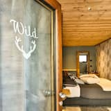 Habitación doble, baño privado - Habitación