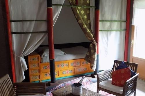 曼督凱日式旅館/