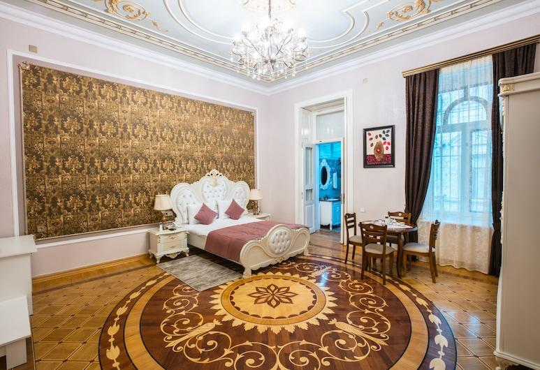 Prestige Boutique Hotel Baku, Baku, Suite, 2 Bedrooms, City View, Guest Room