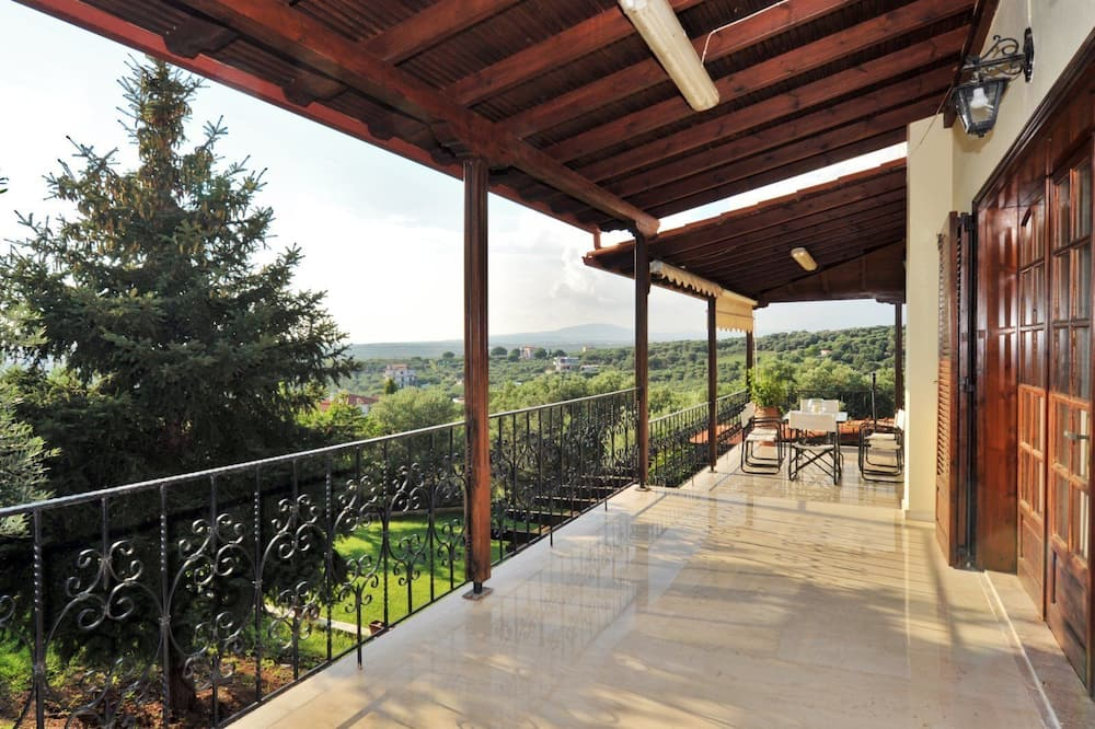 Villa familiar, 3 habitaciones - Balcón