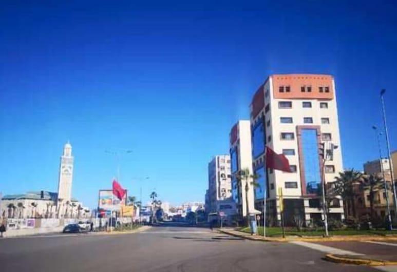 Minjo Appart Hotel - Hostel, Casablanca, Hotellin julkisivu