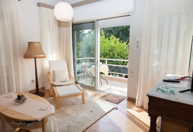 經過弗利斯福斯超棒公寓酒店, 帕拉約法利路, 公寓, 2 間臥室, 客廳