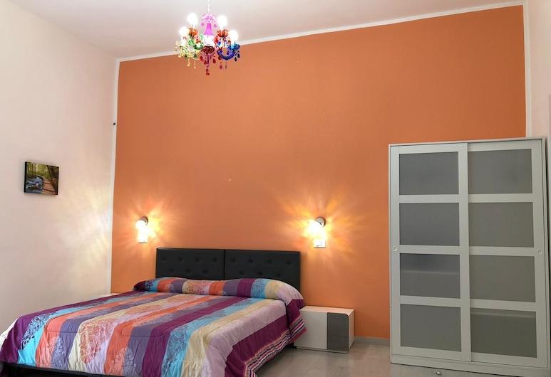 La Terrazza della Nonna, Palerme, Appartement Confort, 2 chambres, non-fumeurs, salle de bains attenante, Chambre
