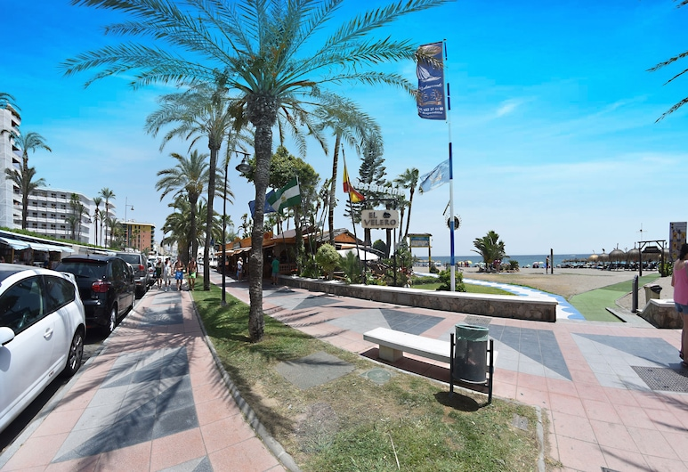 Zenplaya bajo 8 Playa Bajondillo, Torremolinos, Strand