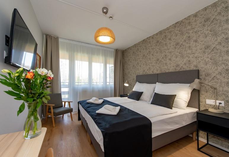 Hotel Forrás Zalakaros, זלקרוס, חדר סופריור זוגי או טווין, חדר אורחים