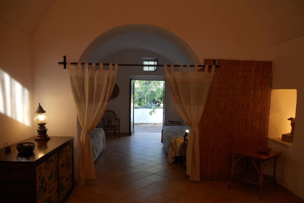 House, 1 Bedroom (Casa Colonica) - Living Area