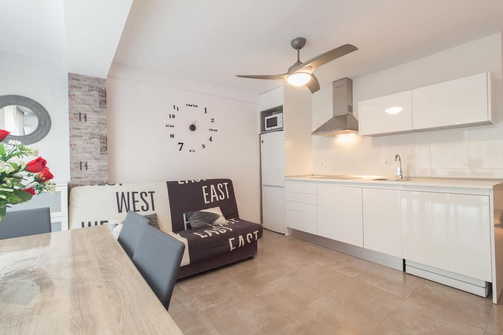 Apartment, 2Schlafzimmer, Terrasse - Wohnbereich