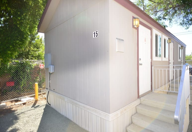 Windmill Trailer Court – Extended Stay Studios, Vallejo, Exterior