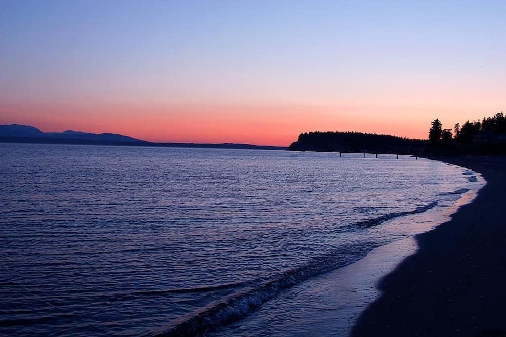 Casa, várias camas (266 - Beachfront Condo - Mutiny Bay) - Praia