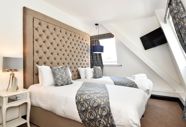 The Lane - Boutique Residence, Galway, Deluxe Twin Room, Guest Room