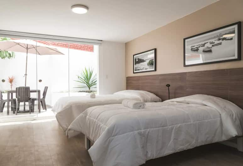 Enjoy Lima in a Renovated and Private Apt (#C), Lima, Lägenhet - 1 sovrum, Rum