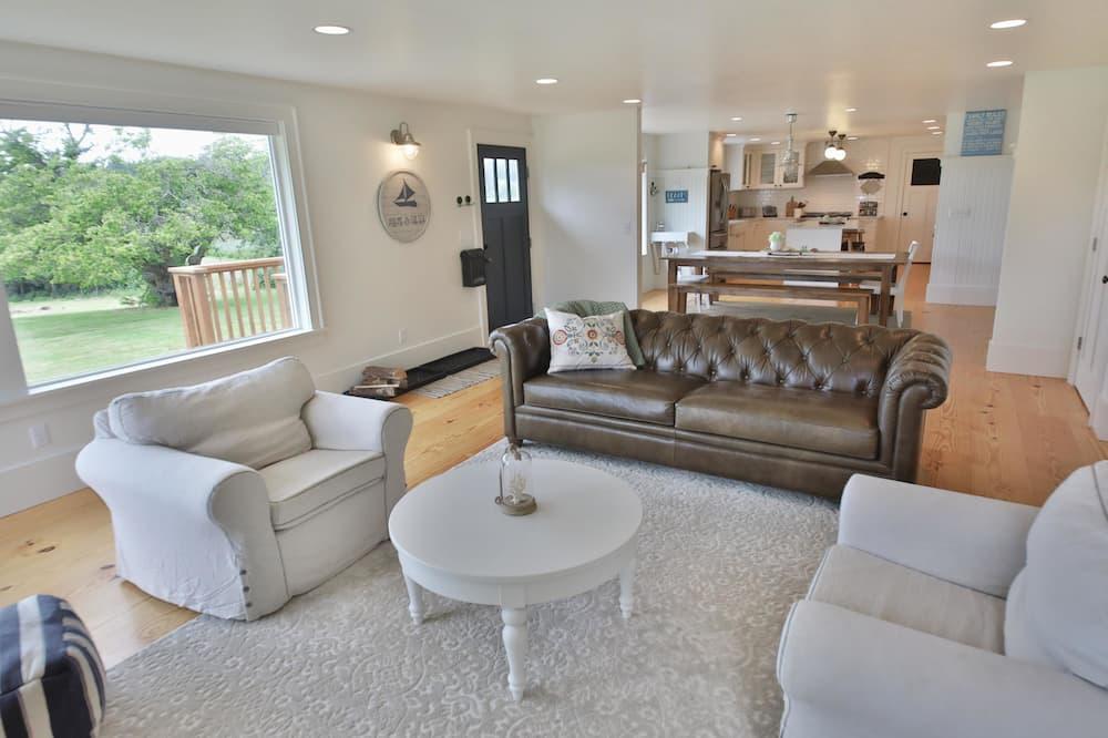 Casa, várias camas, Vista Baía (265 - Bayview Together Farm) - Sala de Estar
