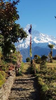 Fotografia do Club ES Deurali Resort em Pokhara