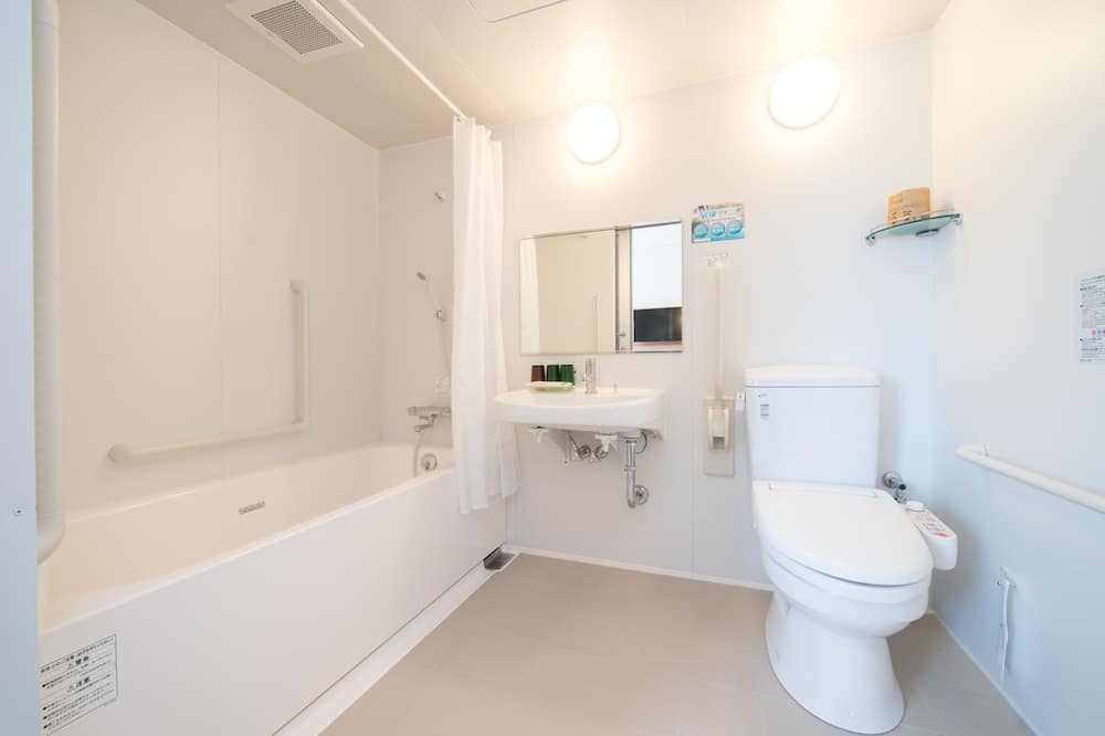 Single Room with Bathroom, Non Smoking - Bathroom
