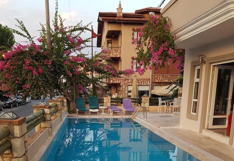 Selenya Apart Hotel, Marmaris, Vonkajší bazén