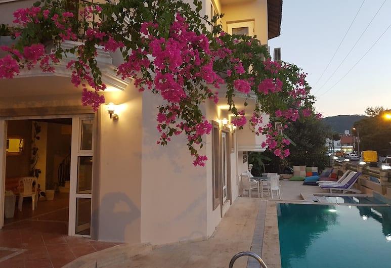 Selenya Apart Hotel, Marmaris, Dış Mekân