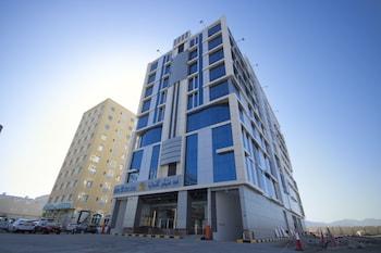 A(z) Home Station Hotel hotel fényképe itt: Muscat