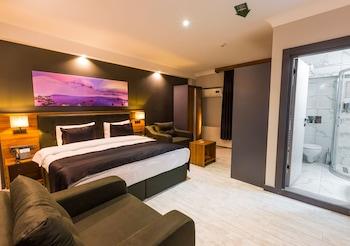 ภาพ Azra Suite Otel ใน แทรบซอน