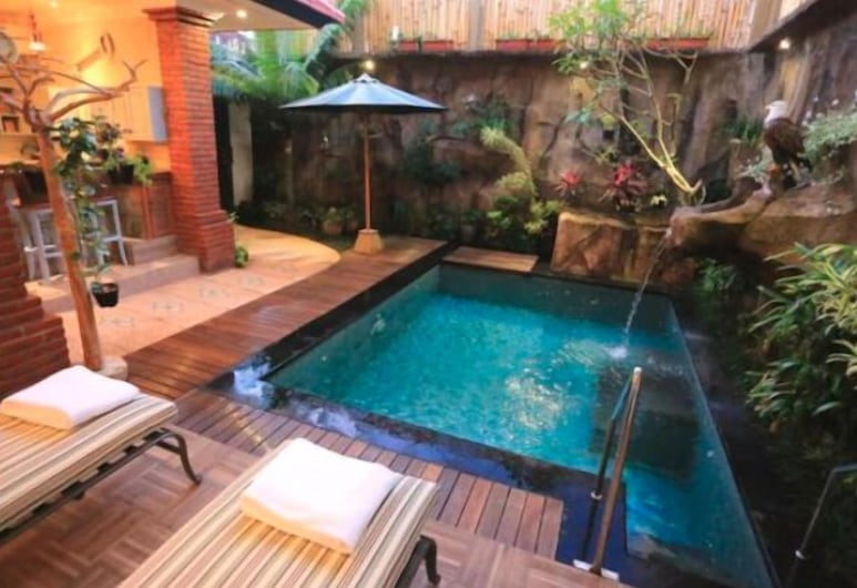 Menzel Villa, Nusa Dua, Villa Suite 2 Bedrooms, Atskiras baseinas