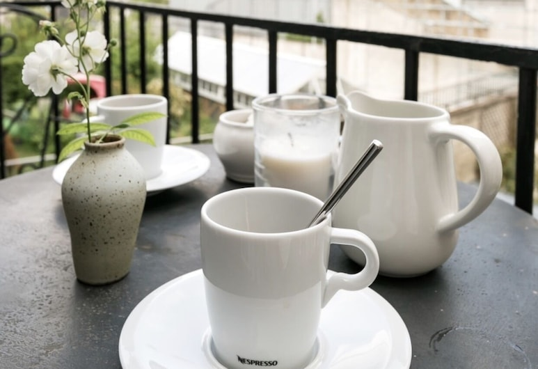 Maison Chanzy, Paris, Lägenhet Classic - 6 sovrum - balkong - trädgård, Balkong