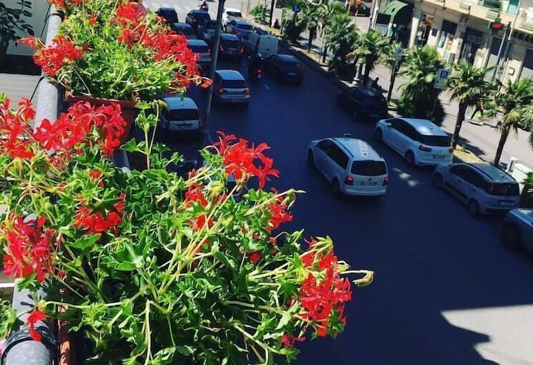 B&B 그릴로, Salerno, 호텔에서의 전망