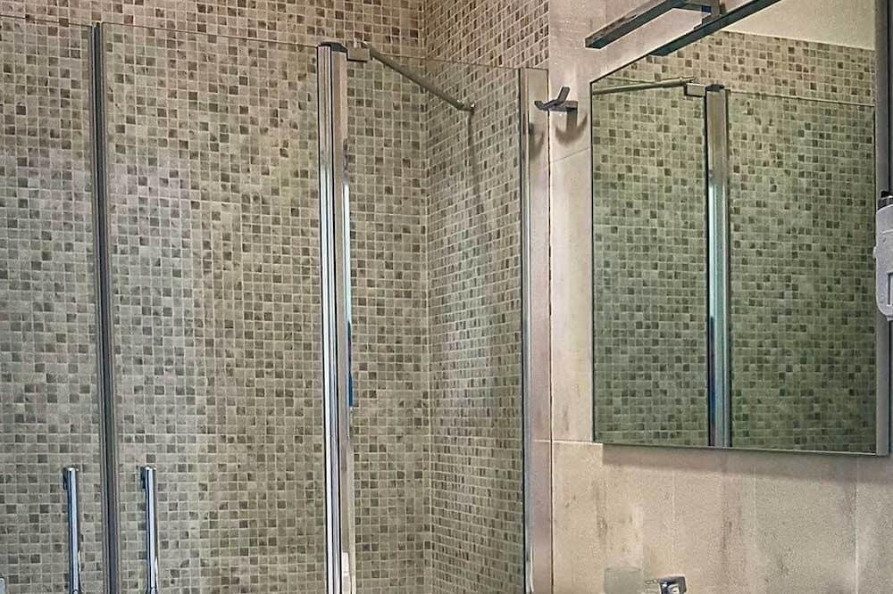Chambre Deluxe, balcon - Salle de bain
