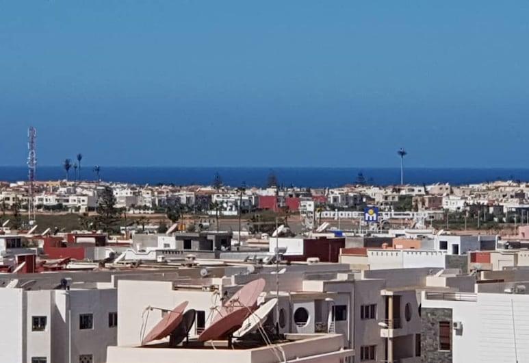 Amane Founty Residence Agadir, Agadir, Apartamento, no fumadores, vistas al mar, Terraza o patio