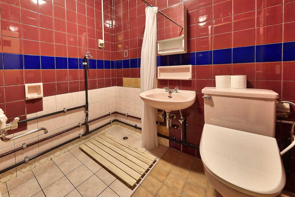 Double Room, 1 Double Bed, City View - Bathroom