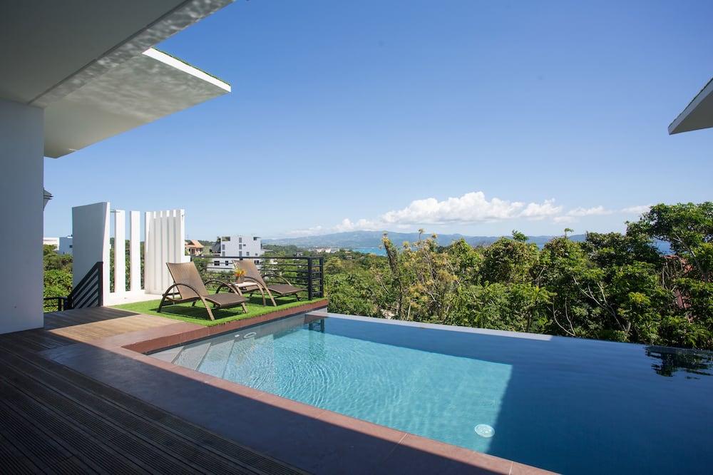 Villa, 4 habitaciones (Pool - Pihala) - Piscina privada
