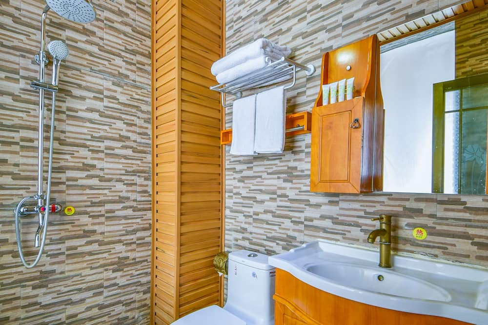 Classic Twin Room(Mainland Chinese Only) - Bathroom