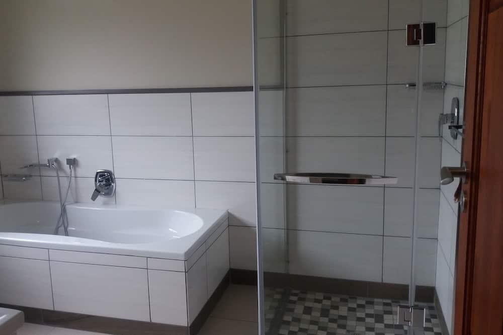Элитные апартаменты, для некурящих - Ванная комната