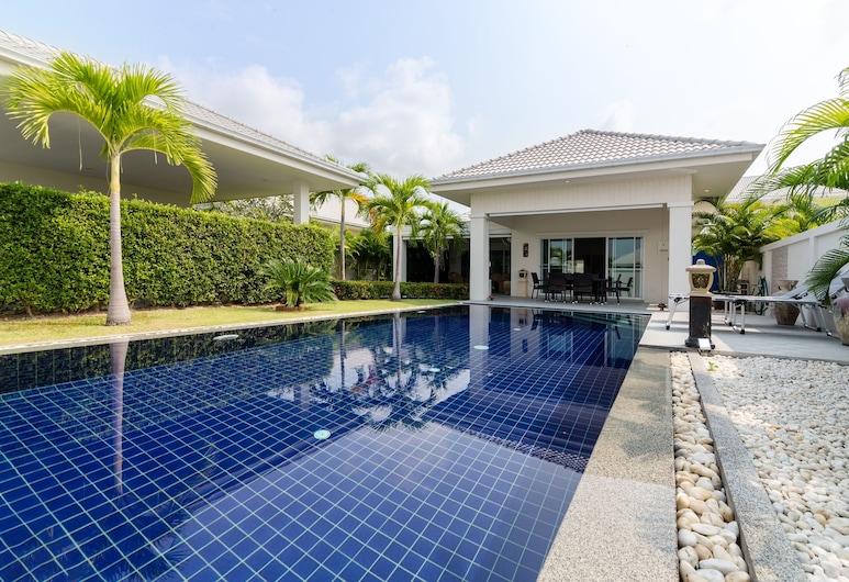 私人泳池別墅 3 房 L67 酒店, Hua Hin