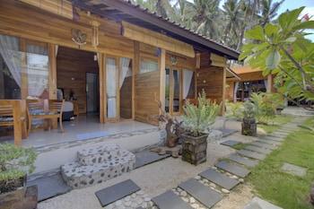 Bilde av Linas Villas i Nusa Penida