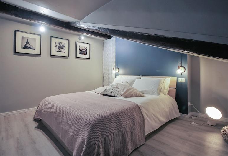 Appartamento Centro San Massimo, Torino, Appartamento, 1 camera da letto, Camera