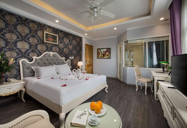 7S Hotel Phuong Ngoc Hanoi, Hanoi, Luxury Room, Guest Room
