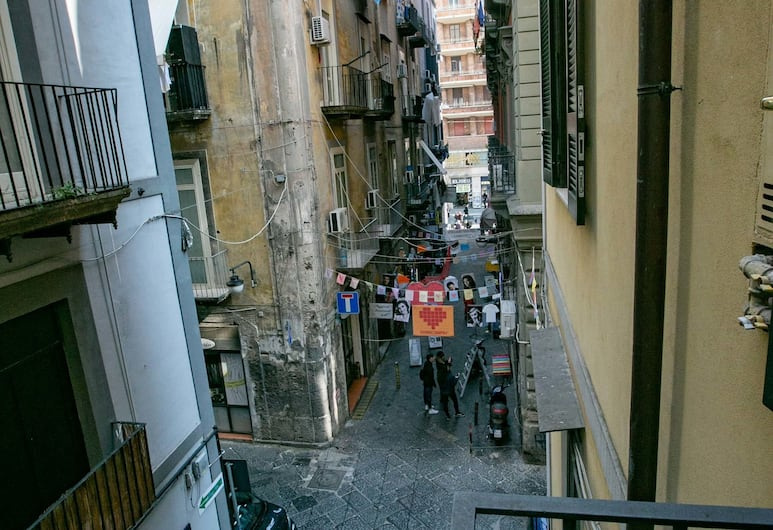 Toledo Corner, Napoli, Leilighet, 1 soverom, Utsikt fra rommet