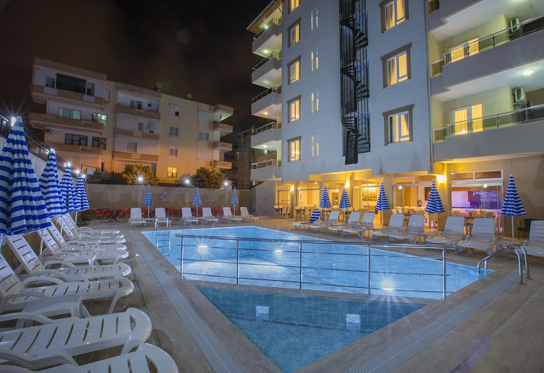 Pera Hotel Alanya , Alanya, Outdoor Pool