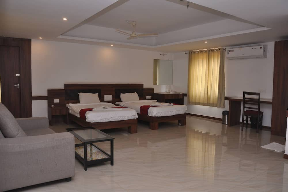 Luxury Suite, 1 Large Single Bed, Non Smoking - Guest Room