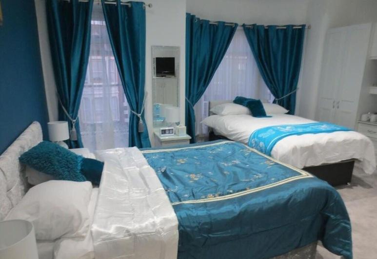 Salendine Hotel, Blackpool, Suite, privébadkamer, Kamer