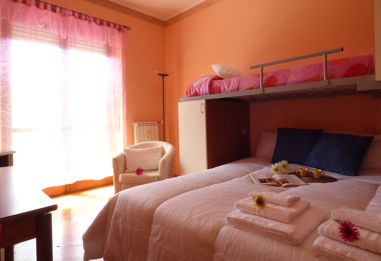 Andromeda, Turin, Apartment, 1 Schlafzimmer, Zimmer