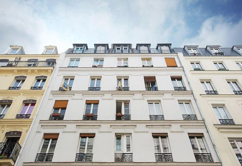 Sublime et neuf appartement centre de Paris (Sedaine), Παρίσι, Πρόσοψη καταλύματος