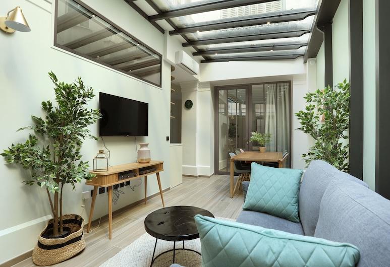 Sublime et neuf appartement Saint Germain des Près ( Notre Dame Des Champs), Παρίσι, Basic Διαμέρισμα, Καθιστικό