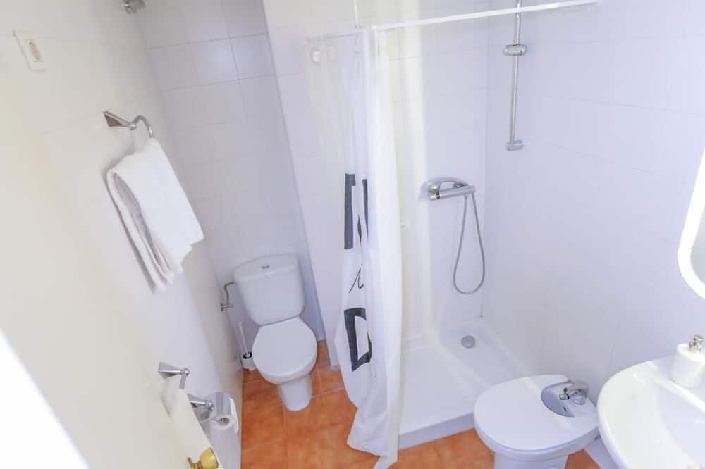 三人房, 私人浴室 - 浴室
