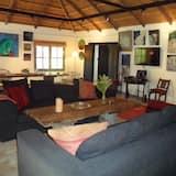 Suite, 1 letto matrimoniale, fumatori, bagno privato (con Galería - María Luisa Bombal) - Area soggiorno