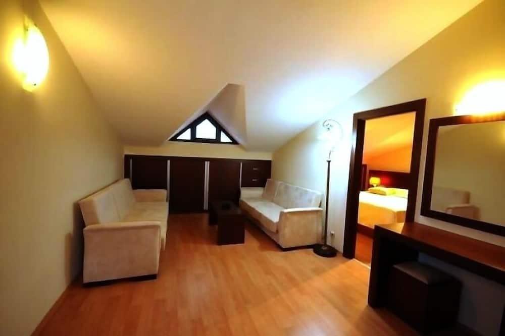 Familieværelse - Stue