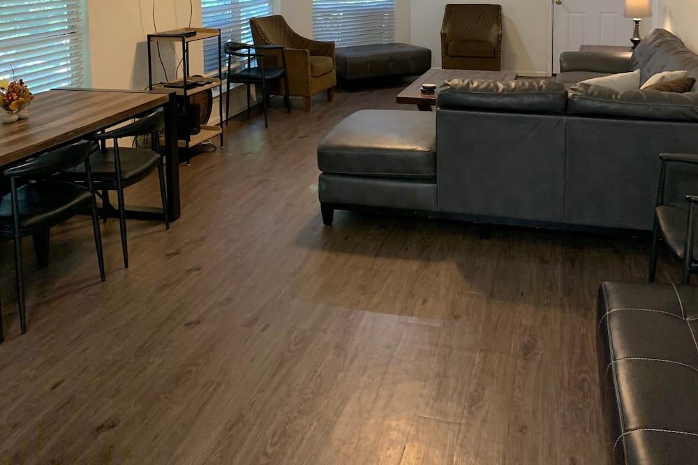 Ház, 4 hálószobával - Nappali rész