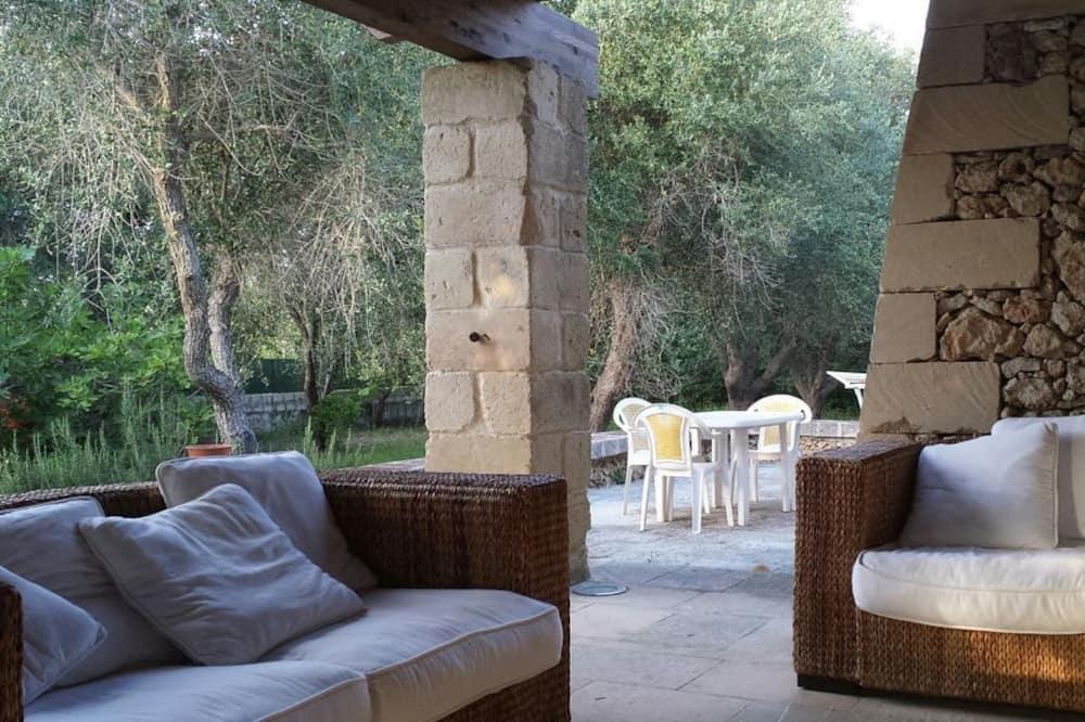 Huvila, 3 makuuhuonetta - Terassi/patio
