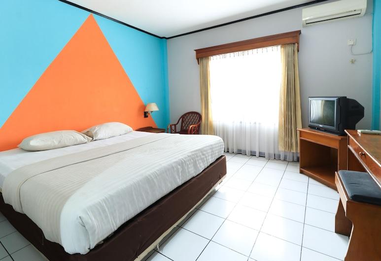 Hotel Budiman, Balikpapanas, Standartinio tipo dvivietis kambarys, Svečių kambarys