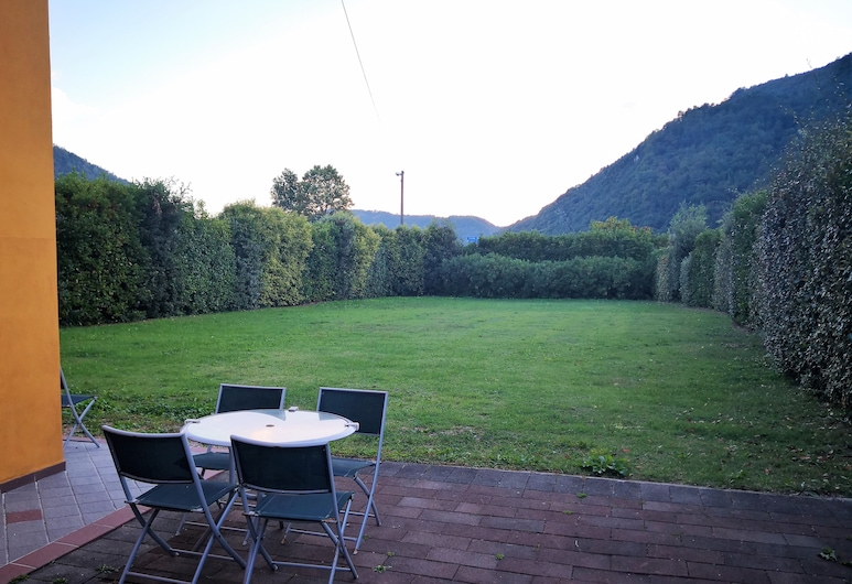 Franco's Friendly Villa, Borgo a Mozzano, Bathroom